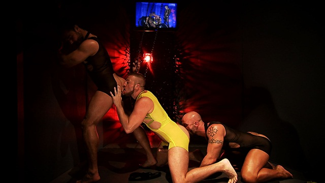 TitanMen Aymeric DeVille Hunter Marx and Francois Sagat Incubus Download Full Stud Gay Porn Movies Here