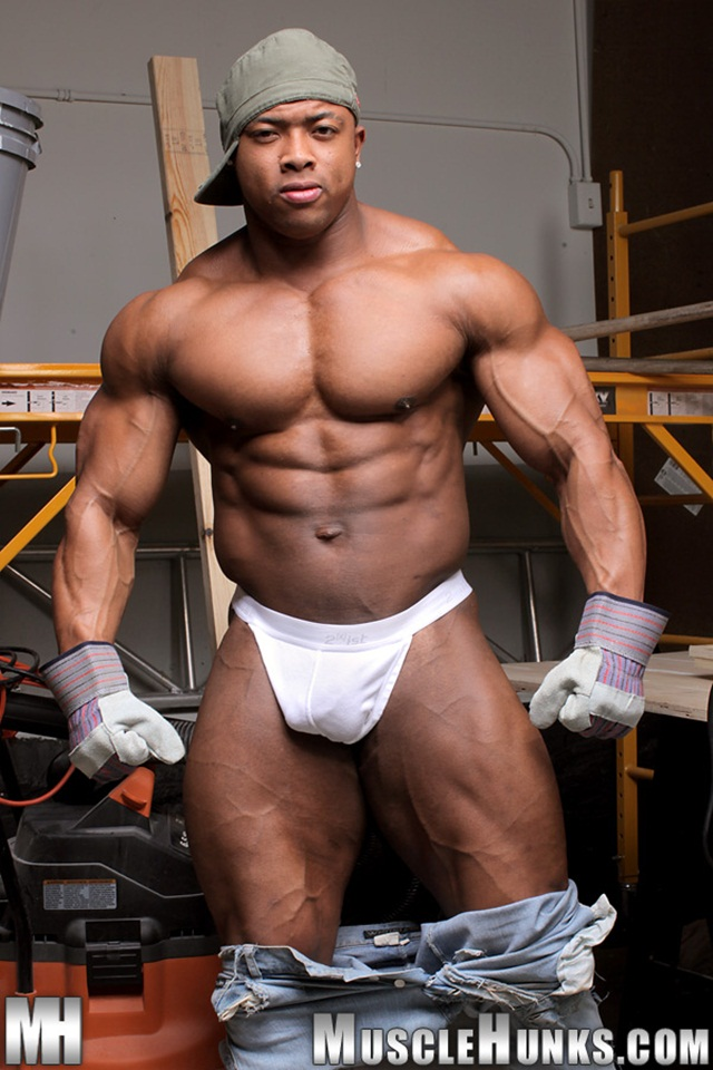 Can suggest Black musclemen fuck girl