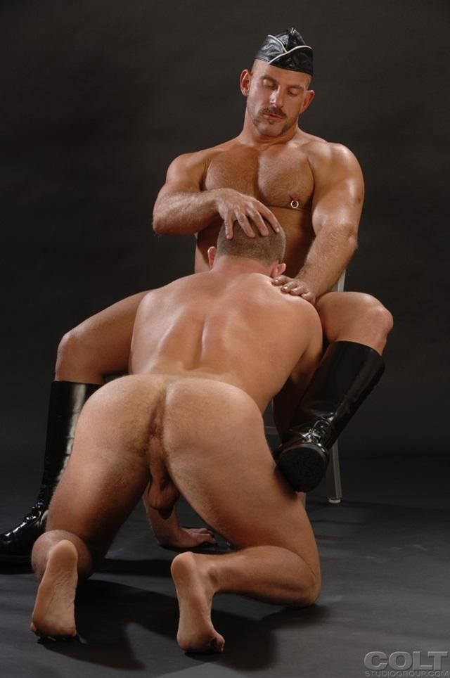 Hairy men nude