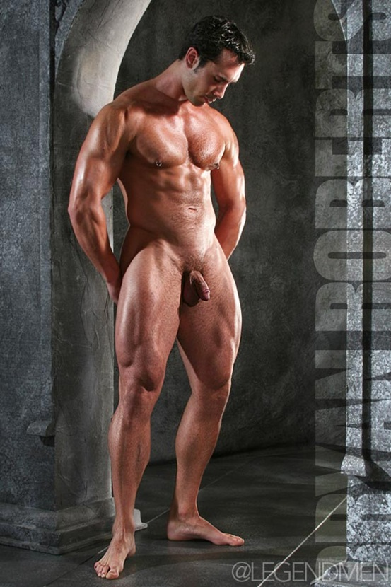 Big Dick Bodybuilder