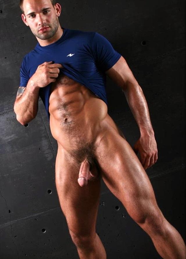 girl-touching-muscle-men-naked
