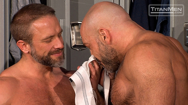 Titan-Men-Jesse-Jackman-Dirk-Caber-rugby-shorts-jockstrap-lick-pits-sniff-old-shoes-scrum-cap-006-male-tube-red-tube-gallery-photo