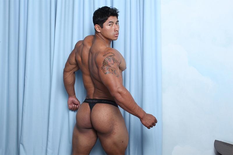 Nude filipino male bodybuilders