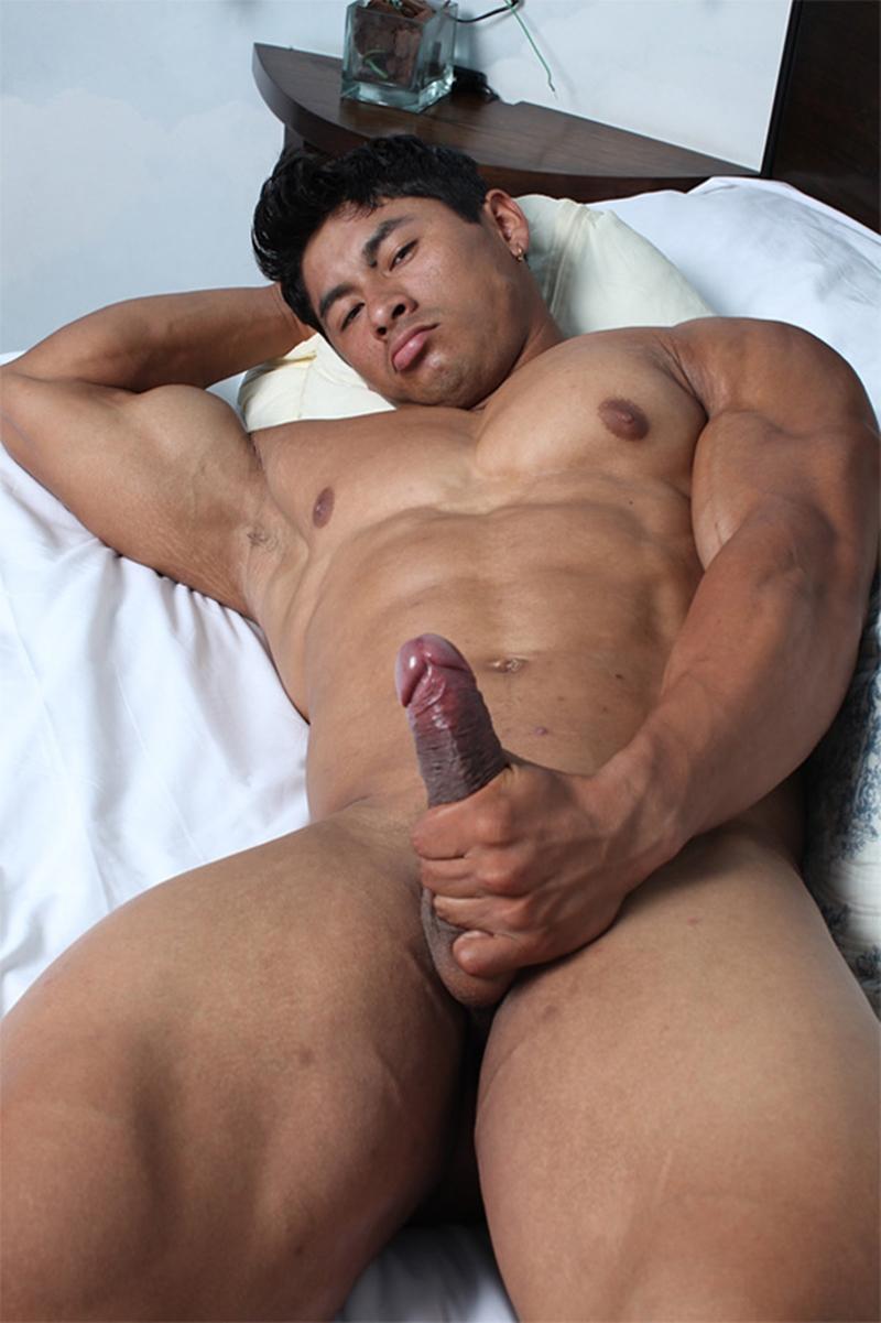 Ko Ryu | Muscle Hunks | Ripped Asian Stud | Naked Men Pics