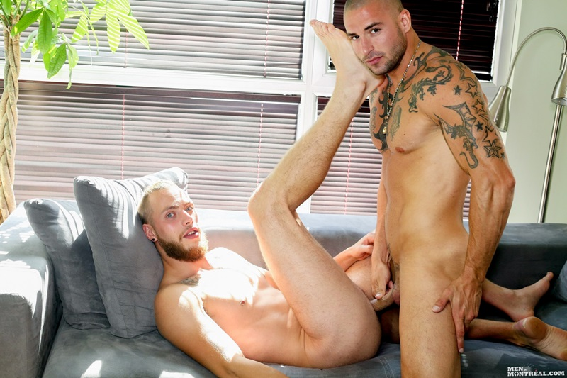 MenofMontreal-nude-men-Kyle-Champagne-Derek-Thibeau-missionary-top-man-dildo-tattooed-dude-bottom-boy-ass-fuck-fat-9-inch-dick-wad-cum-07-gay-porn-star-sex-video-gallery-photo