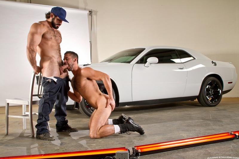 auto bicep car gay gun muscle