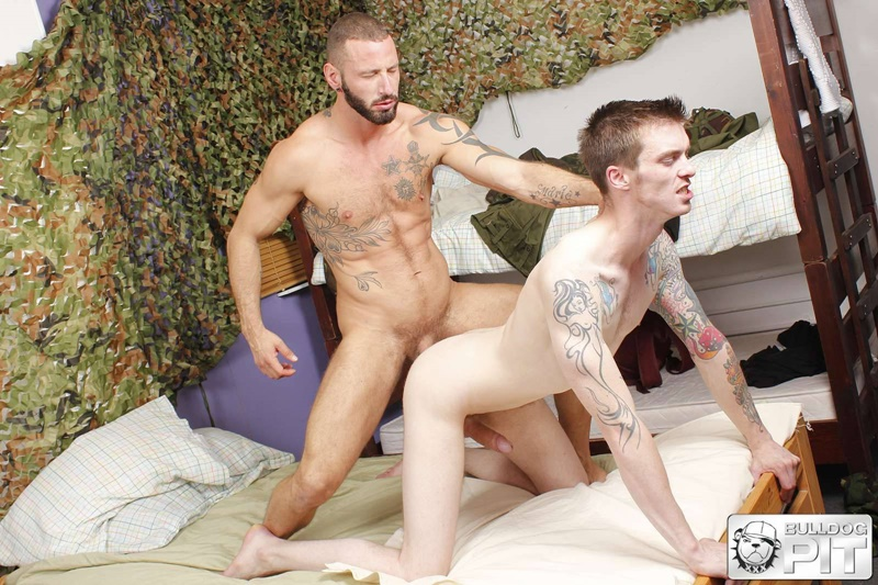 BulldogPit-tattoo-Handsome-Scottish-soldier-AJ-Alexander-muscle-man-Antonio-Miracle-sweaty-ass-fucking-big-muscled-dick-fuck-mate-001-gay-porn-sex-gallery-pics-video-photo