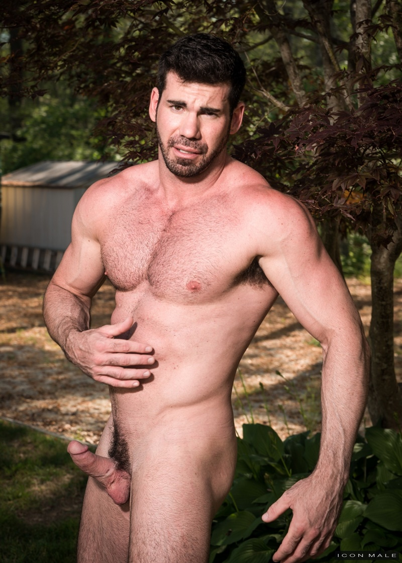 Billy Santoro Naked
