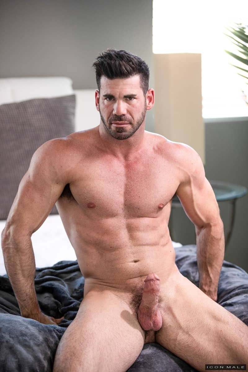 Men for Men Blog IconMale-Bearded-Billy-Santoro-fucks-Austin-Chapman-big-daddy-cock-anal-rimming-cocksucker-030-gay-porn-pictures-gallery Bearded Billy Santoro helps Austin Chapman with his big daddy cock issues Icon Male