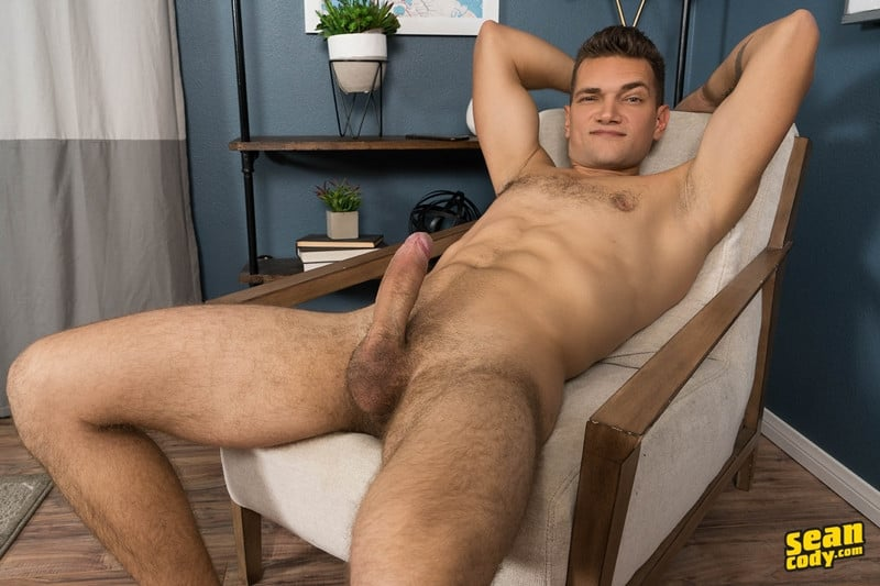 Men for Men Blog Hairy-chest-straight-muscle-hunk-Leif-loves-sex-jerk-dick-massive-load-cum-SeanCody-007-gay-porn-pictures-gallery Hairy chest straight muscle hunk Leif loves to have hours of sex watch him jerk his dick to a massive load of cum Sean Cody