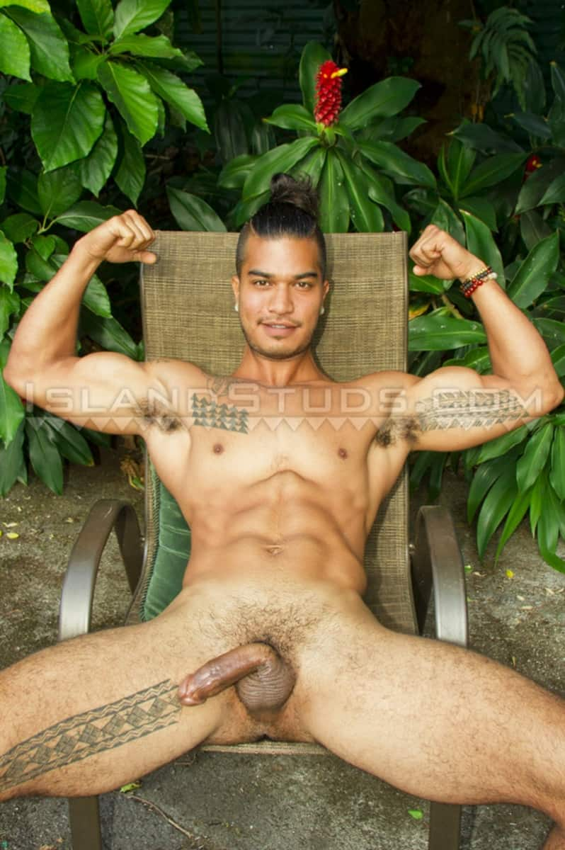 Men for Men Blog Island-Studs-Kamani-23-year-old-surfer-boy-jerks-huge-muscle-cock-massive-load-hot-cum-IslandStuds-012-gay-porn-pictures-gallery 23 year old surfer boy Island Studs Kamani jerks his huge muscle cock to a massive load of hot cum Island Studs