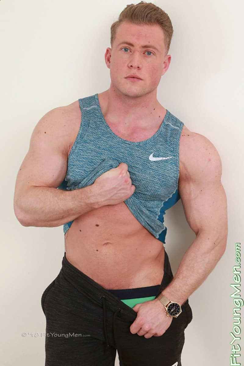 Men for Men Blog Brad-Samuels-Big-massive-muscle-boy-strips-nude-jerks-huge-uncut-cock-foreskin-FitYoungMen-003-gay-porn-pics-gallery Big massive muscle boy Brad Samuels strips and jerks his huge uncut cock Fit Young Men