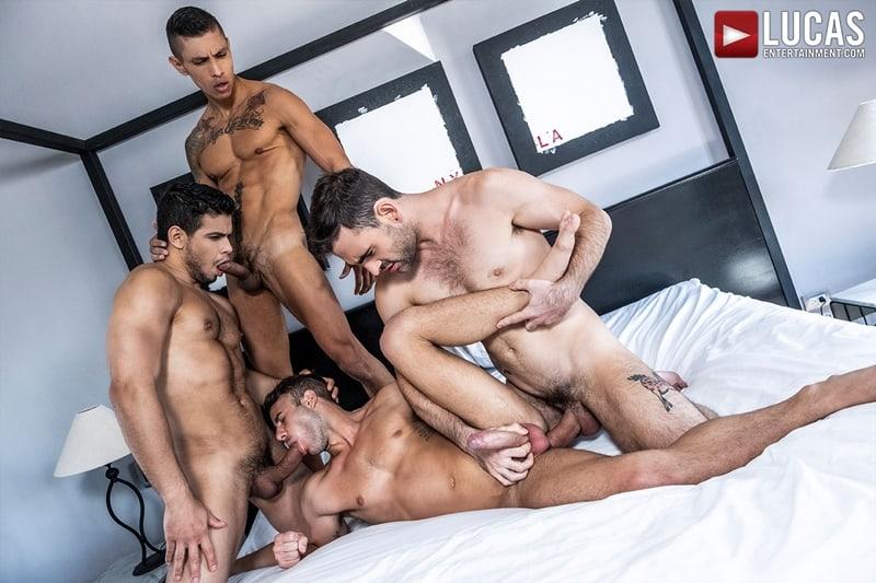 Four-way-barebacking-anal-Max-Arion-Allen-King-Rico-Marlon-Max-Avila-huge-raw-dicks-LucasEntertainment-021-Gay-Porn-Pics